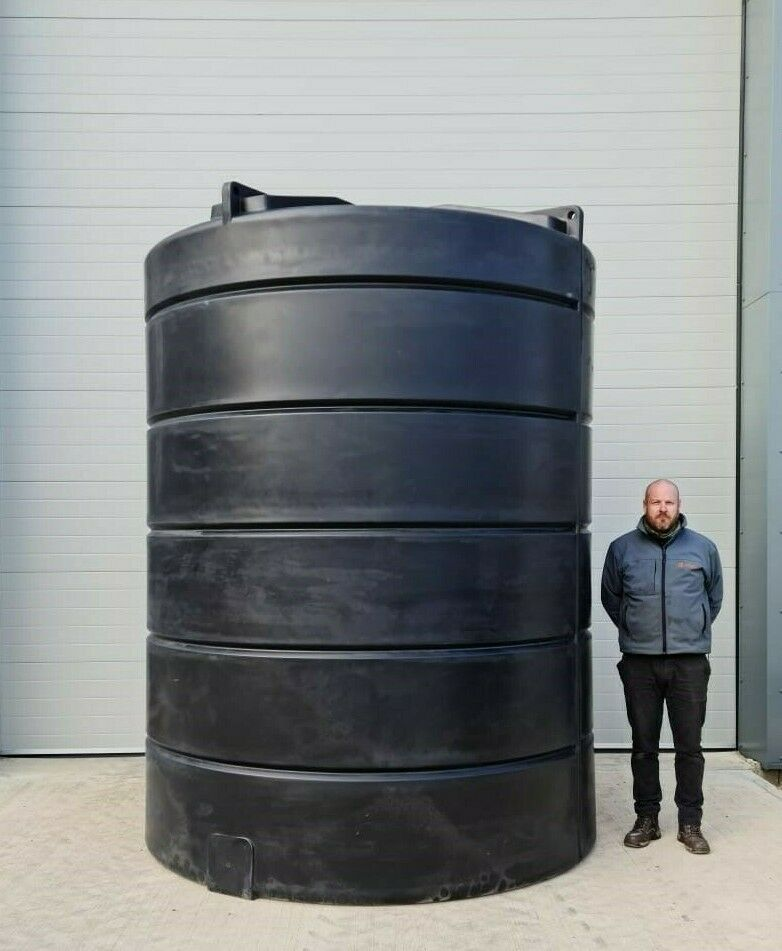 10,000L TANK, WATER STORAGE, + VAT, Available now