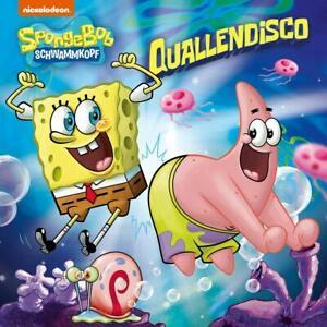 Spongebob-Schwammkopf-Quallendisco-CD-NEU-OVP