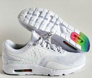 the best attitude f6238 130c4 Image is loading NIKE-AIR-MAX-ZERO-QS-034-BE-TRUE-