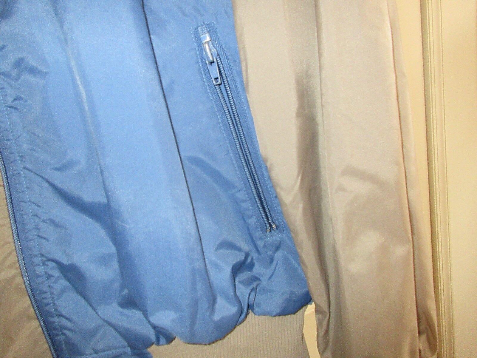 Adidas , Men's Warm Up Suit , Size L , 100% Nylon , Vin