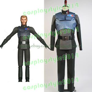 Star wars imperial security bureau officer agent kallus for Bureau uniform
