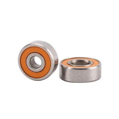 Bass Pro CERAMIC #7 spool bearings JOHNNY MORRIS JMP10H JMP10HL JMX1000H 1000HL
