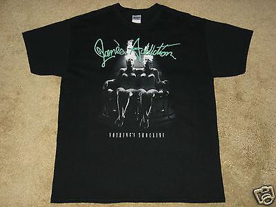 Jane's Addiction Nothing Shocking S, M, L, XL, 2XL Black T-Shirt