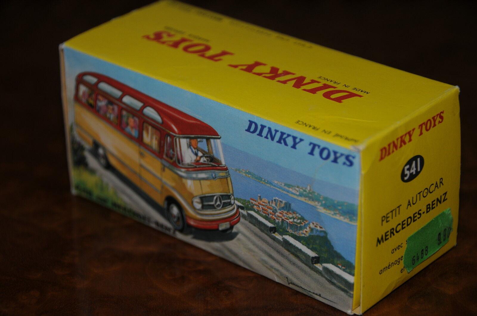 Vintage Dinky Toys / / / MIB / Mercedes-Benz Mini Bus / 541 - 1 62aef3
