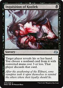 MtG-Magic-The-Gathering-Modern-Masters-2017-Common-And-Uncommon-FOIL-Cards-x1