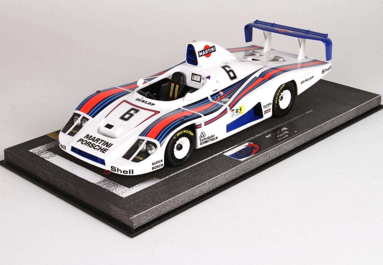 Porsche 936-78 24h Le Mans 1978 Martini Wollek - Barth - Ickx 1 18 BBR BBRC1832B