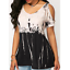 Plus-Size-Women-Summer-Tunic-Tops-T-Shirt-Short-Sleeve-Casual-Loose-Beach-Blouse thumbnail 24