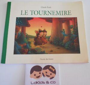 Details Sur Livre Album Broche Claude Ponti Le Tournemire L Ecole Des Loisirs