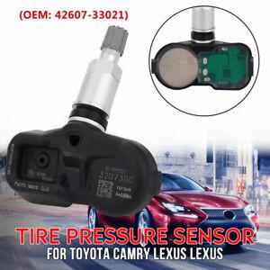 MOTOALL 4 PCS TPMS Tire Pressure Sensor 42607-33021 PMV-107J for Toyota Lexus Scion