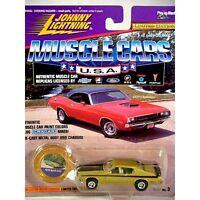 Johnny Lightning Muscle Cars 1970 Buick Gsx Playing Mantis Diecast Car Nip
