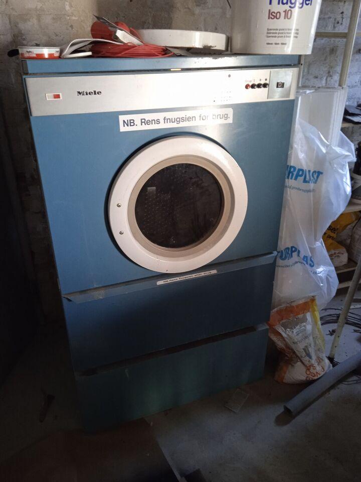 Miele vaskemaskine, Industri vaskemaskine,