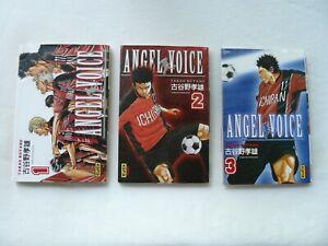 Lot De 3 Mangas Angel Voice Takao Koyono En Francais Bien Vendre Partout Dans Le Monde