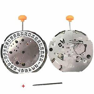 Para-MIYota-JS26-Movimiento-de-Cuarzo-Date-at-3-039-con-Bateria-364-Reloj-Recambios