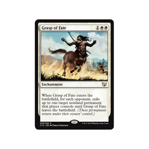 * Grasp of Fate MTG COMMANDER 2015 Edition