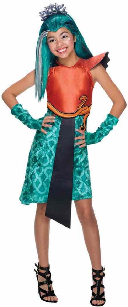 Monster High - Nefera de Nile Boo York Fancy Dress Up Halloween Child Costume