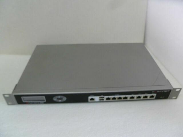 1x Fortinet Fortigate 200A-dispositivo di sicurezza firewall