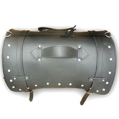 MOTORCYCLE LEATHER TOOL BAG TB311