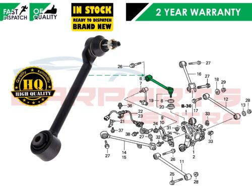 FOR HONDA ACCORD 03-08 REAR SUSPENSION LINK ARM TRACK CONTROL ROD AND BALL JOINT