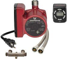 Grundfos 99452459 Up15 10su7plc Comfort Hot Water Recirculation Pump 115v 34