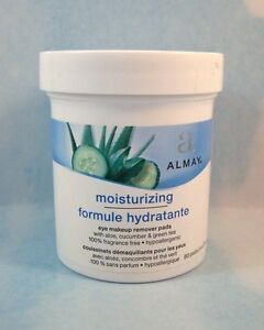 Image is loading Almay-Makeup-Remover-Pads-Oil-Free-amp-Moisturizing-