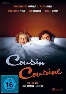 Victor Lanoux/Guy Marchand/Marie-France Pisier/+ - cugino, cugina DVD NUOVO