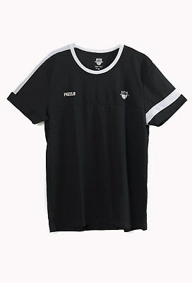 Youth Casual Dri-Fit Top Tee Short Sleeve Mens Moisture Wicking Gym Shirts XS-XL