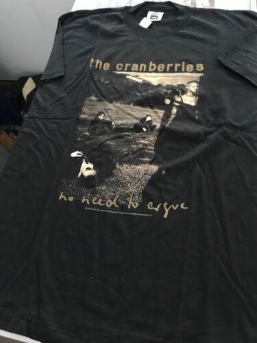 Vintage 1995 The Cranberries Original Concert T-Sh