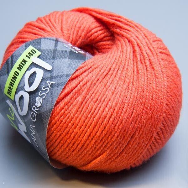 Lana Grossa Mc Wool Merino Mix 140-424 ciliegia 50g Wolle 5.90 EUR pro 100 g