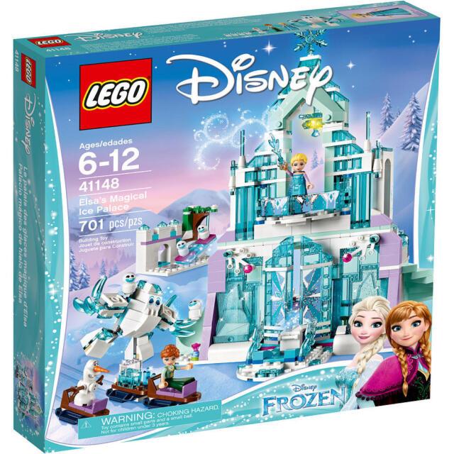 LEGO Elsa's Magical Ice Palace Frozen Disney Princess Set 41148