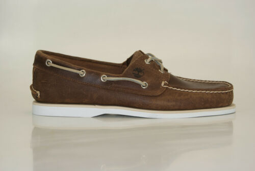Zapatos Náuticos Timberland 2 6746b De eye Vela Classic Cerrado Hombre 77BSI