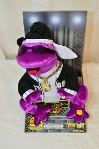 2007-Gemmy-Frogz-Hip-Hop-Dancing-Singing-Rappers-Delight-Frog-Rock-It-Rap-It