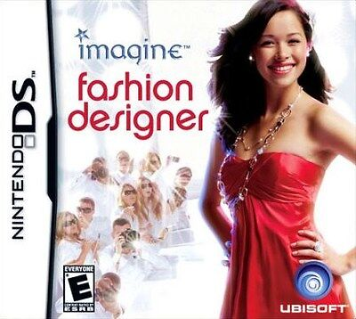 Imagine Fashion Designer Nintendo Ds Great Condition Complete Fast Shipping 3307210321961 Ebay