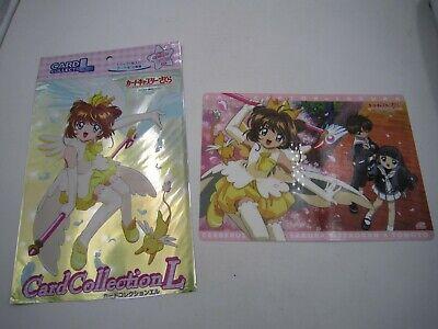 Anime CLAMP Card Captor Sakura Pencil Board Shitajiki Various Conditions