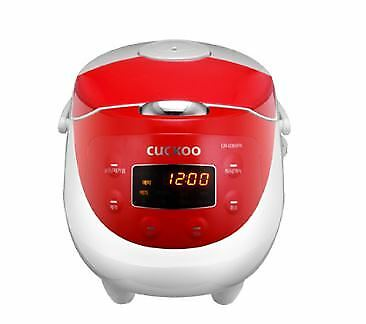 CUCKOO CR-0365FR Electric Rice Cooker 3 Cups 3 Servings 220V