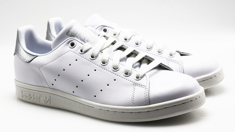 best sneakers 76909 696c6 ADIDAS Stan Smith W Donne scarpe da ginnastica Donna Donna Donna Scarpe  Bianche Taglia 36 - 42 aq1868 NUOVO   OVP 45349d