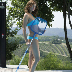 Pool-Landing-Net-Pool-Cleaning-with-Aluminium-Telescopic-Pole-Leaf-Skimmer-Net