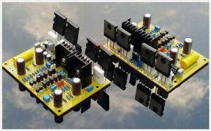 One-pair-Power-amplifier-board-kit-base-on-Marantz-MA-9S2-amp-300W-300W