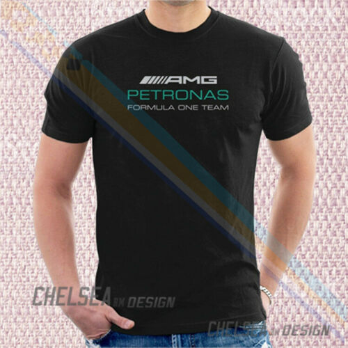 New Limited T-shirt AMG PETRONAS formula one Team Sport Racing 30cn1