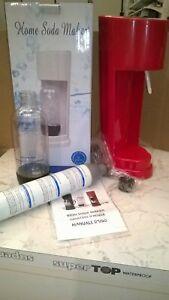 Gasatore di Acqua DA TAVOLO Brio Soda