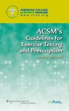 EBOOK | ACSM's Guidelines For Exercise Testing And Prescription (8th Edition)