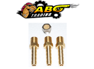 MAC For 4-Port Solenoid Actuators Boost High quality brass fitting MAC-HBK-4PT