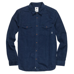 L1shb4elf8 Hemd Pembroke Shirt Cord Element Navy 1599 Kord tyYqaaw7