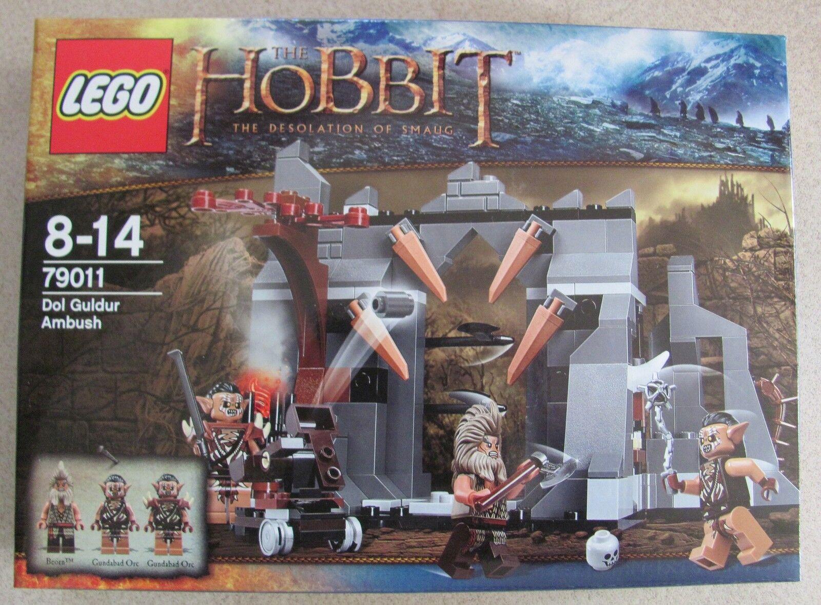 Lego 79011 Hobbit Hinterhalt von Dol Guldur Neu & OVP