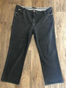 Per-Una-Grey-Stretch-Jeans-Size-20-L25-Inch