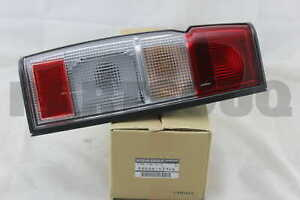 265551CA0A Genuine Nissan LAMP ASSY-REAR COMBINATION,LH 26555-1CA0A