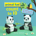 Animal Fun! Count to 10: Lift the Flaps and Find the Number! by Tracey Radford (Hardback, 2016)