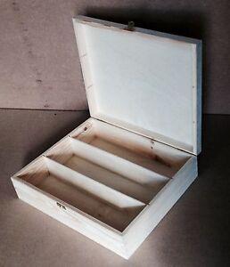 Beautiful-natural-finish-pine-wood-3-bottle-display-box-DD147-memory-gift