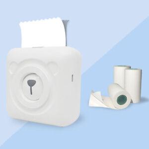 Eg-Am-3-Rouleau-Auto-Adhesif-Label-Photo-Autocollant-Thermique-Papier-pour