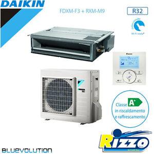 CLIMATIZZATORE-CONDIZIONATORE-DAIKIN-INVERTER-CANALIZZATO-FDXM35F3-12000-BTU-A