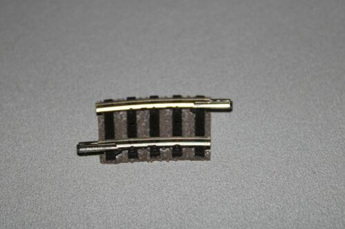 Fleischmann 9123 gebogenes Gleis R1 7,5° Spur N